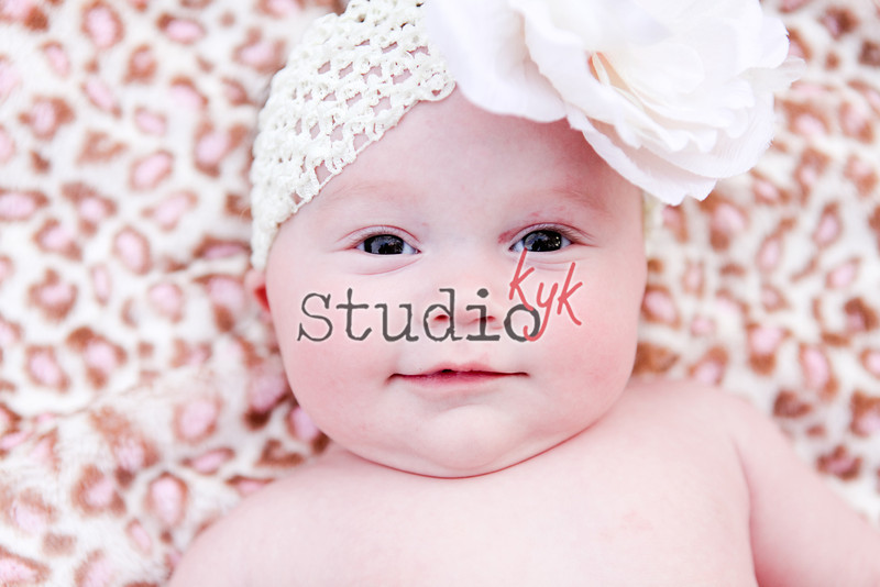 baby + headbands = so sweet!