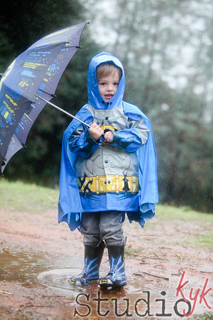 kids LOVE the rain and so do it!