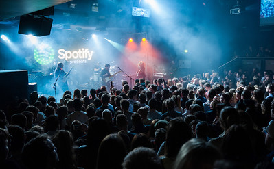 Bombay Bicycle Club perform at the Spotify AdWeek Europe 2014 Opening Party
