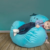Toddle on beanbag