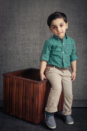 Classy boy