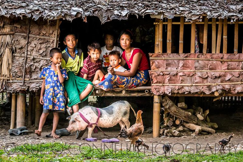 Happy Family Myanmar
