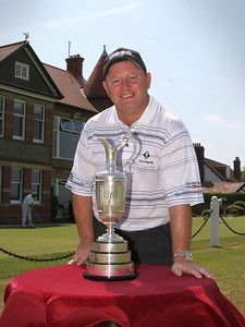 Ian Woosnam at Royal Liverpool
