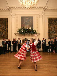 Highland Dancing at Hopetoun House
