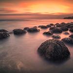 Bowling Ball Beach, Schooner State Park, CA