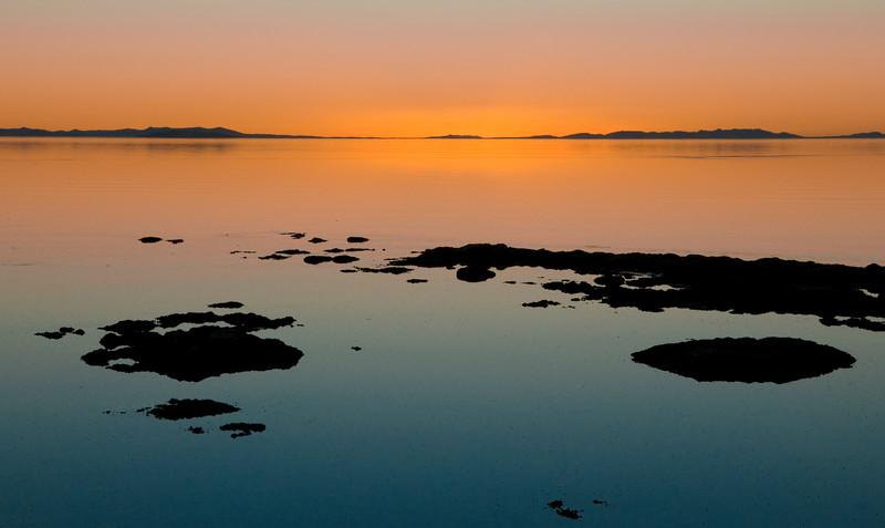 Antelope Island State Park, Great Salt Lake, UT