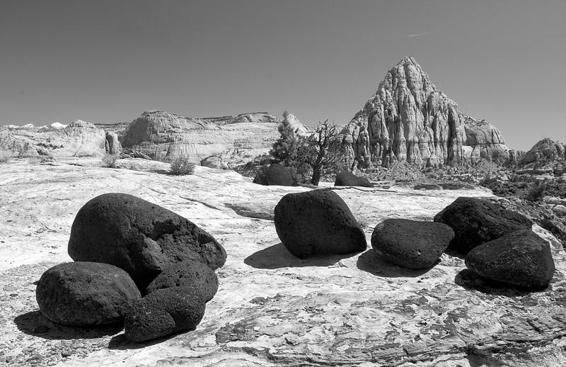Utah, Capitol Reef National Park, Pectol's Pyramid