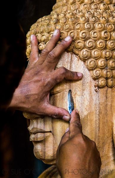 Perfecting the Buddha