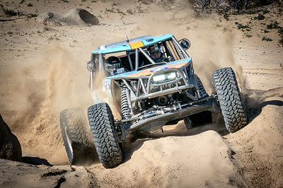 2019 King of the Hammers, EMC Race