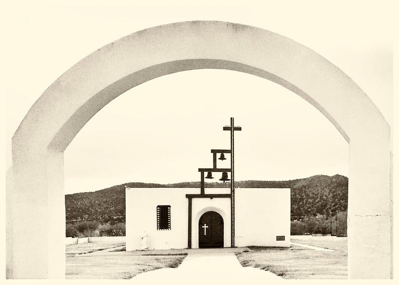 St. Jude Catholic Mission/St. Jude's Catholic Church, San Patricio, NM