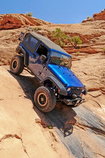 Behind the Rocks Trail, Moab, UT