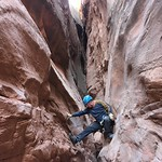 Sam's Mesa Box Canyon, Robber's Roost, UT