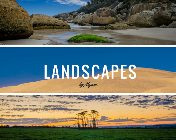 Landscape Photography by Najam Images