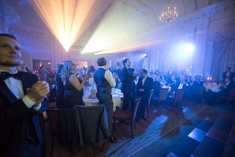 Business Awards at the Grand Hotel Eastbourne