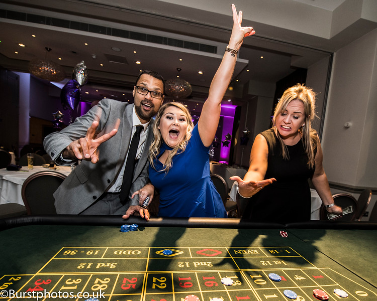 Casino Fun At A Business Event Newmarket 2018
