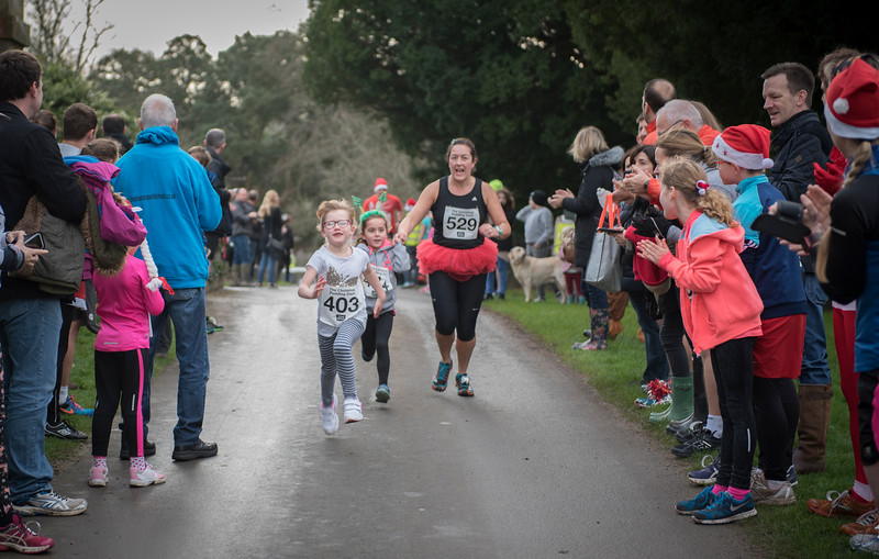 Christmas Pudding Dash Ashburnham East Sussex