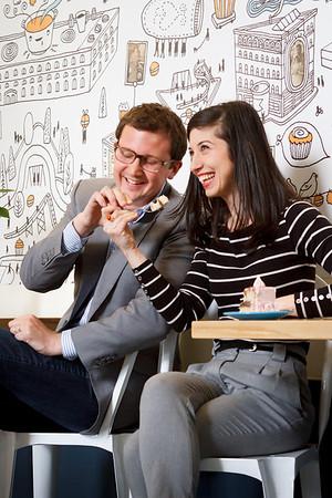 Mike + Zeynep Engagement