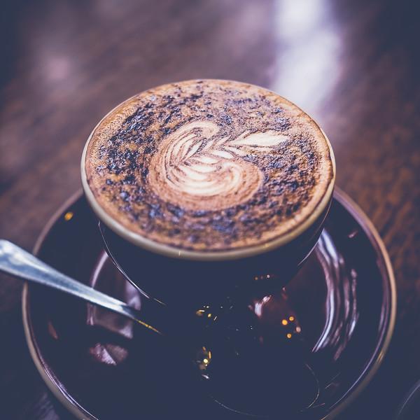 Coffee at Don Campos