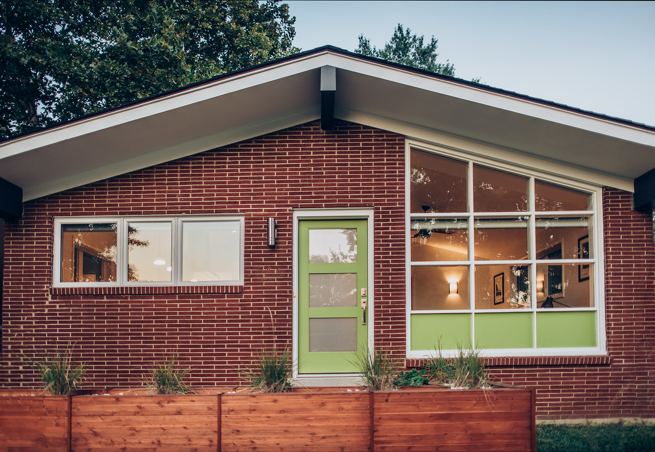 Idle Hour Mid-Century // Urban Green Design
