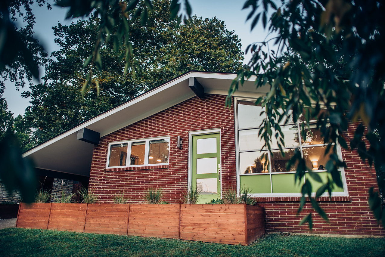 Idle Hour Mid-Century // Urban Green Design
