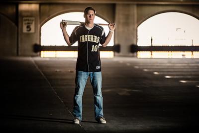 Wichita Senior Portrait Photographer, Joshua Ayres Photography