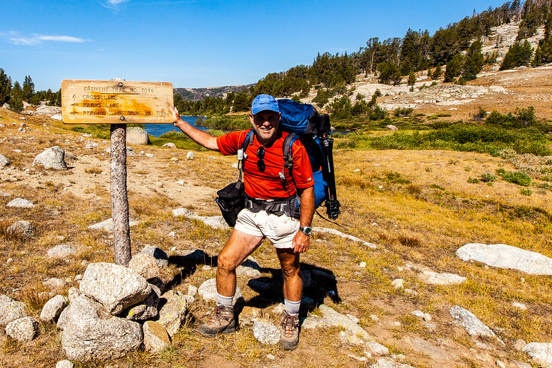 CDT Backpacking in the Wind River Range