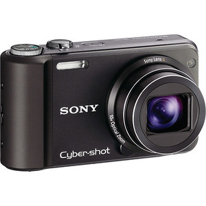 Sony Cyber-shot DSC-H70 Digital Camera (Black)