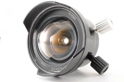 NIKON UW NIKONOS 15mm F/2.8 MF Lens