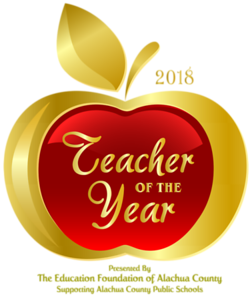Alachua County Teacher Of The Year