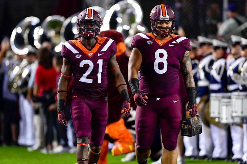NCAA FOOTBALL: Notre Dame vs. Virginia Tech