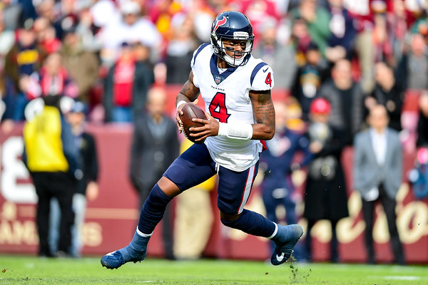 NFL: Houston Texans at Washington Redskins
