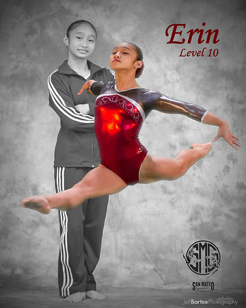 Athlete Photos:<br /> <br /> Want a unique photo for your Gym, <br /> Dojo, Dance Group or other athletic team?  <br /> <br /> Each photo is unique and customized to the individual athlete's capabilities.  A great gift and available in all sizes up to 20x30 posters!  <br /> <br /> Additional examples of work available by request.