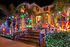 Christmas Decorations on Saugus Home, Image #2591