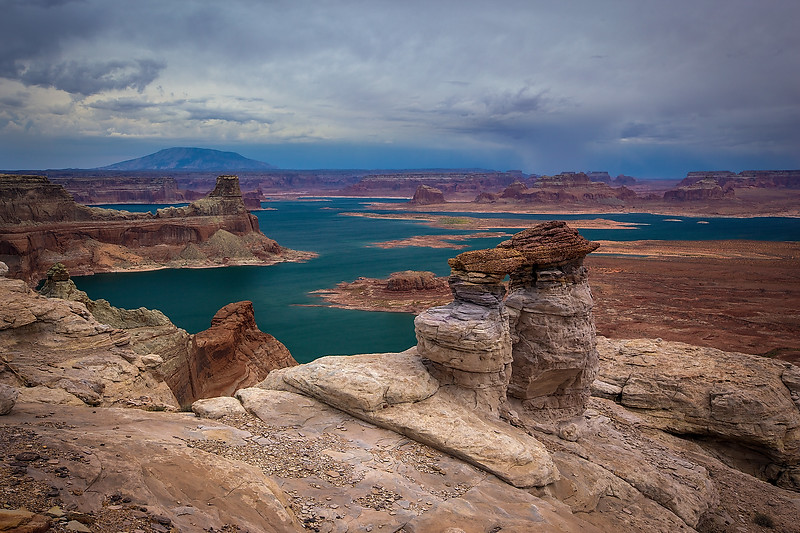 Alstrom Point Hoodoos