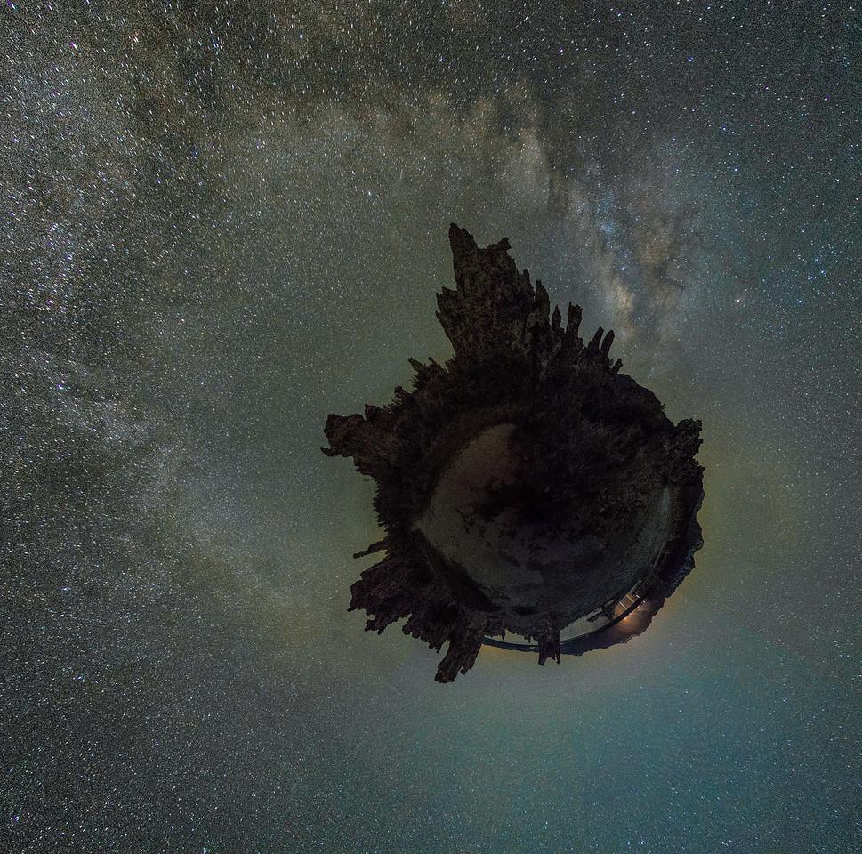 Mono Lake Planet
