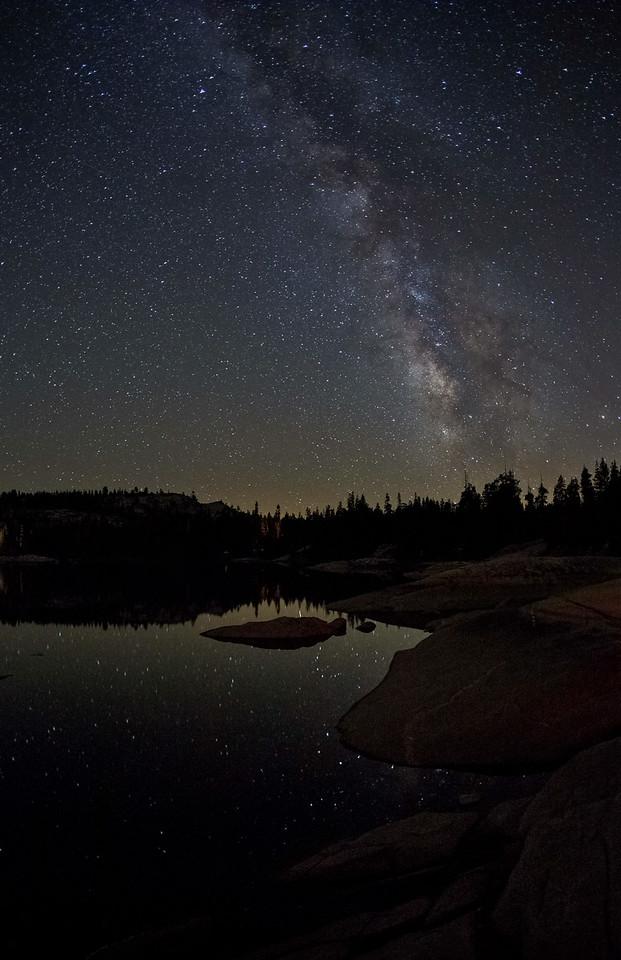 Milky Way over Utica