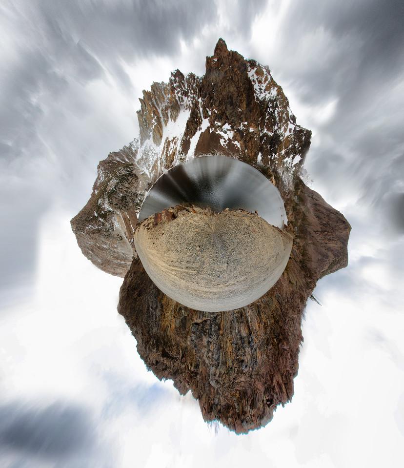 Tioga Pass Planet