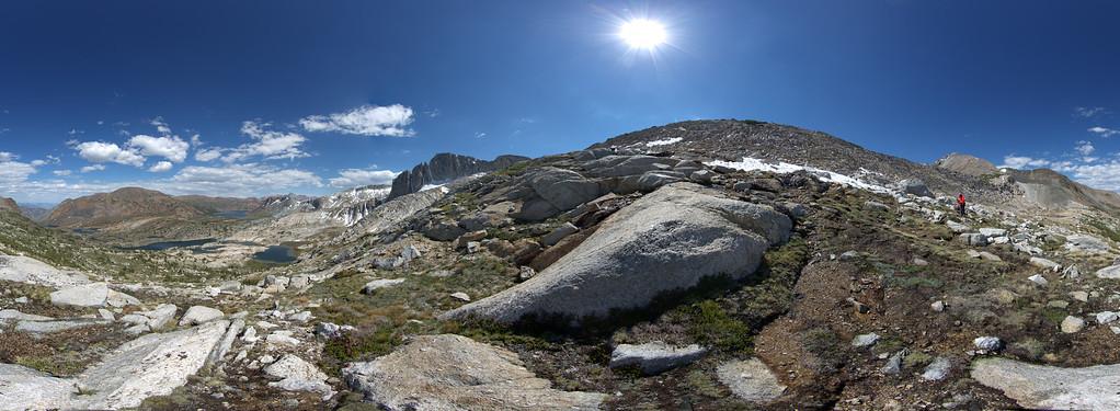 Sierra Crest Panorama