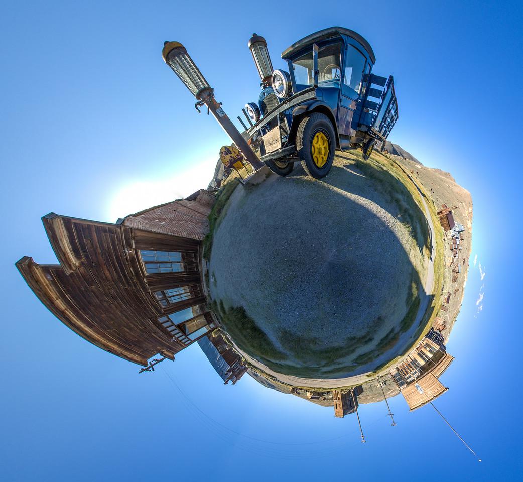 Bodie Truck Planet