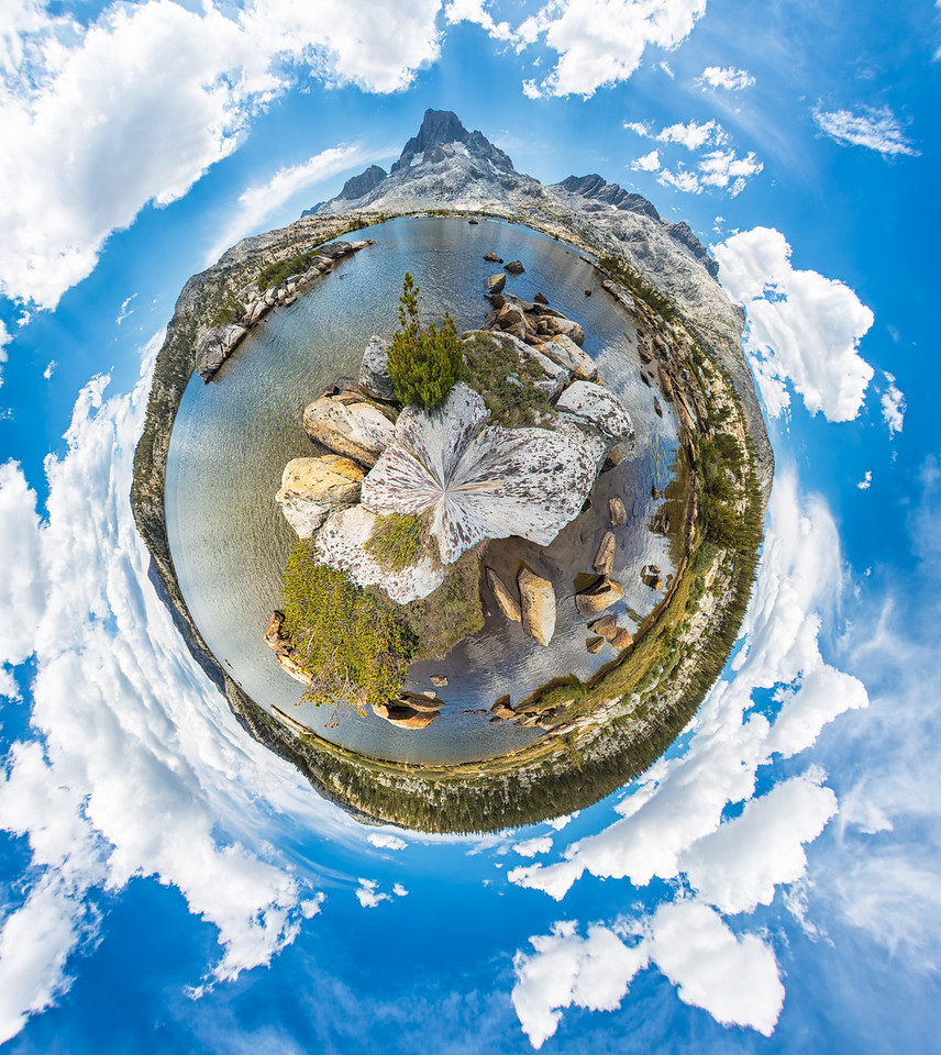 Thousand Island Lake Planet