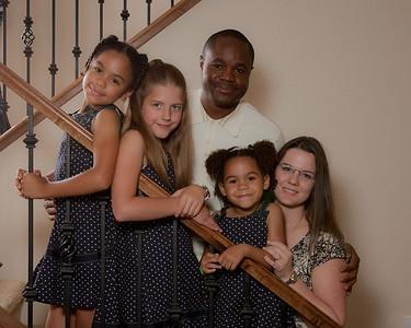 """""""The Ingram Family"""" Family Portrait"""