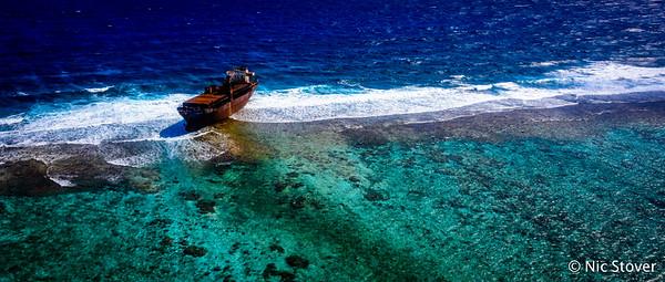 Belize - Shipwreck