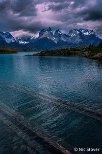 Patagonia – Boat Ramp into Lake