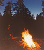Sunrise Creek Campsite May 1986