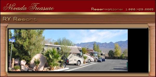 Nevada Treasure RV Resort