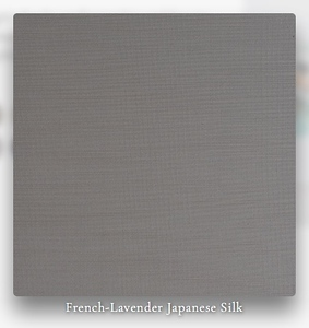 French-Lavender Japanese Silk