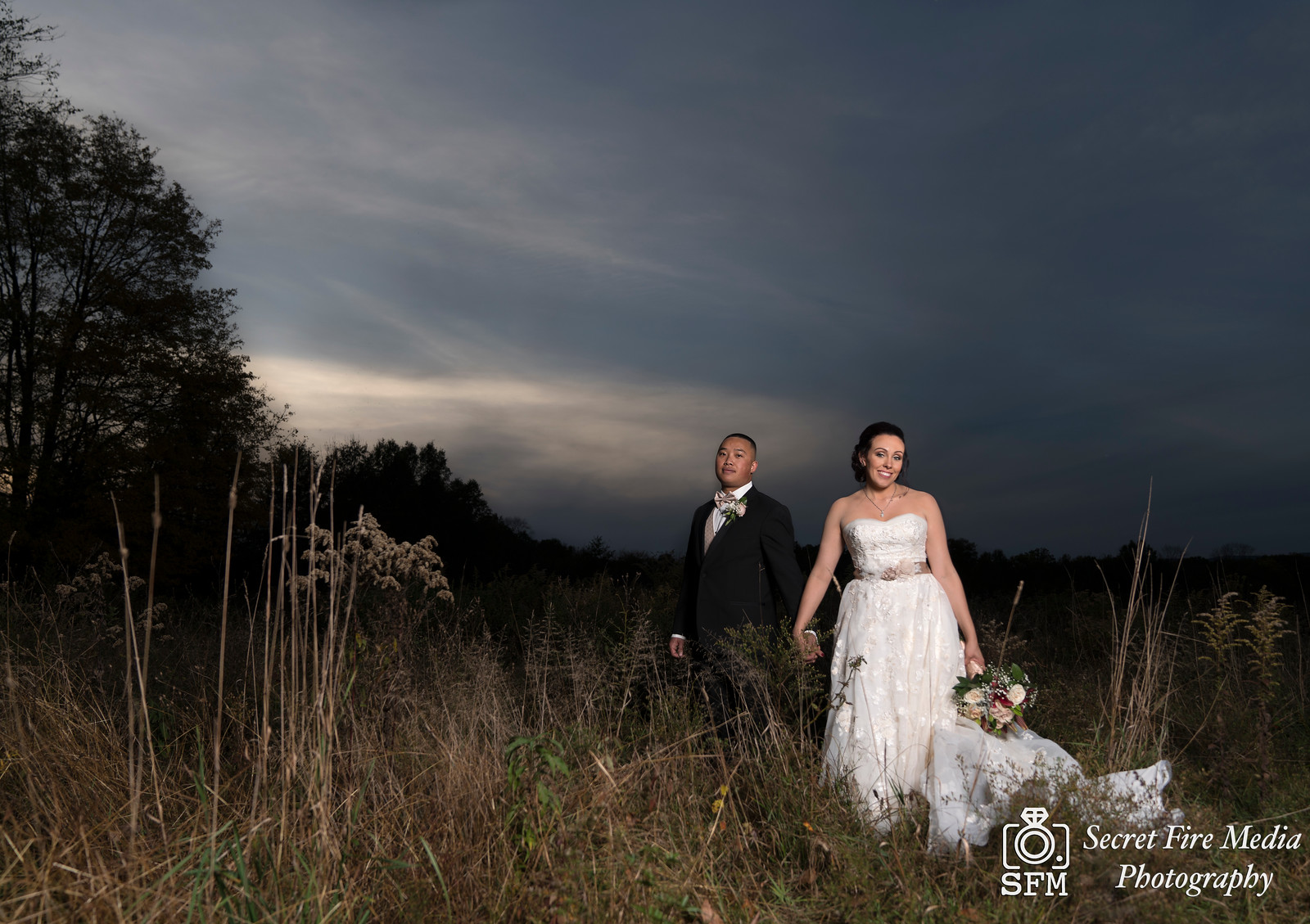 Alyssa and Ravis Hudson Valley Wedding at Lippincott Manor in Kingston New York