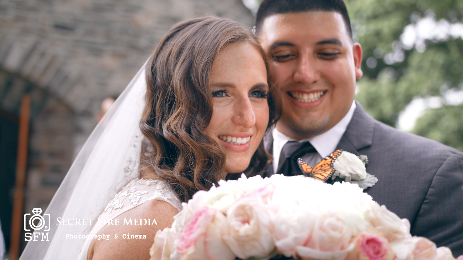 Danielle and Dylan's Hudson Valley Wedding Video At Briarcliff Manor