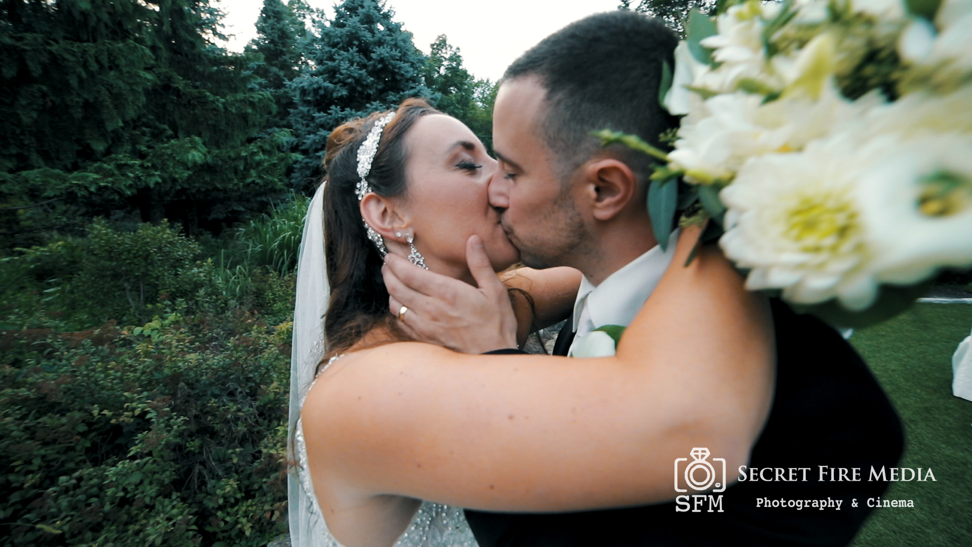 Nicole and Michaels Hudson Valley Wedding Video At Villa Borghese in Wappingers Falls New York