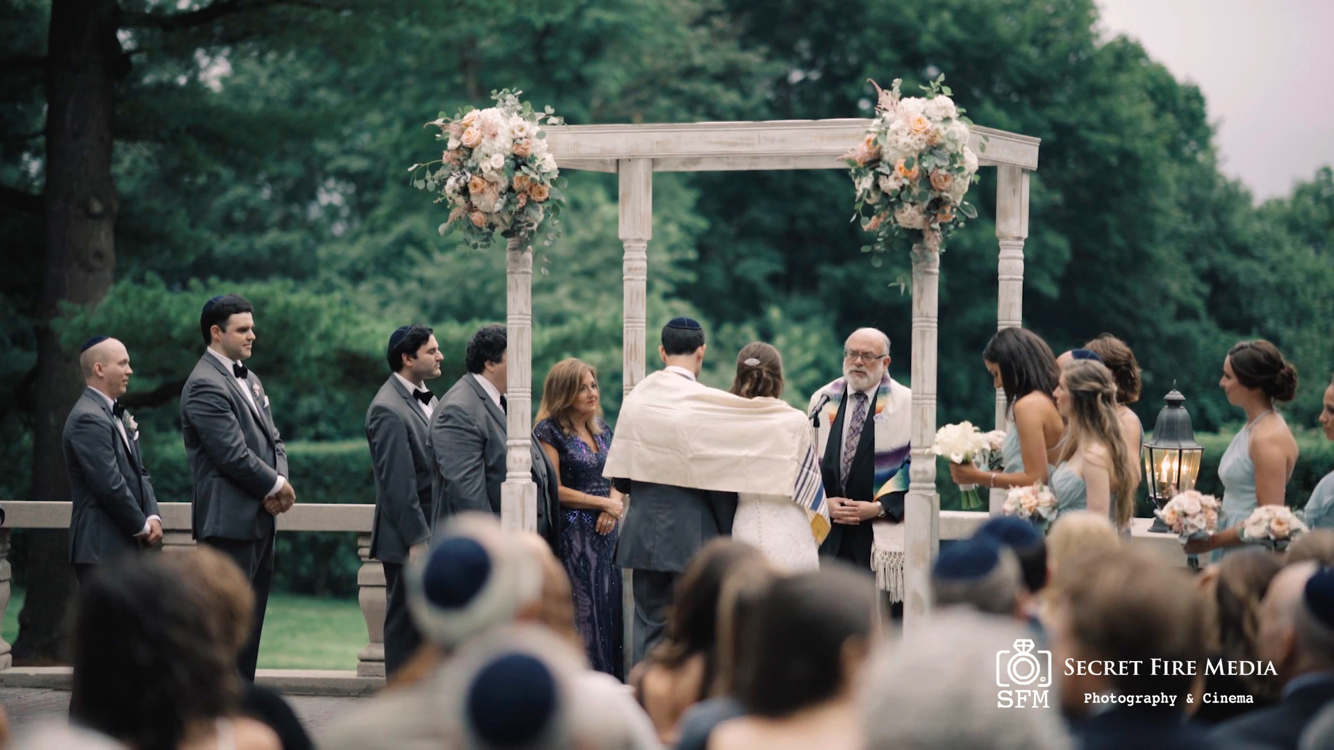 Rachel and Andrews Hudson Valley Wedding Video At Tappen Hill in Tarrytown New York